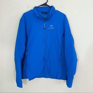 Arcteryx Atom LT Jacket Blue XL